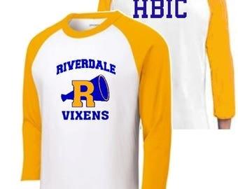 RIverdale Vixens Cheerleader T-Shirt