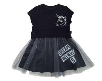 Organic Girls dress , Little girls dress