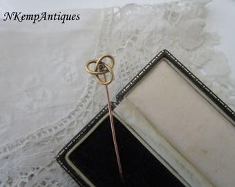 Antique stick pin 1910