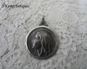 Old religious pendant
