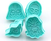 3D Star Wars cookie cutte...