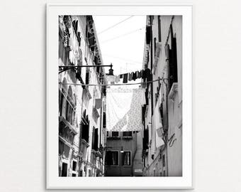 Venice Print, Venice Italy, Venice Photography, Venice Street Photography, Venice Wall Art, Venice Fine Art Photograph, Venice Images