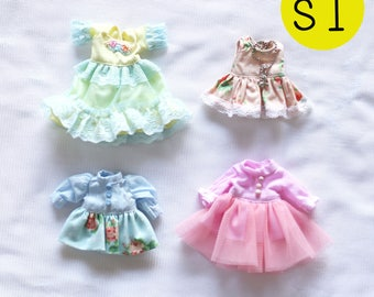 Special Set. // Doll clothes for Lati yellow.