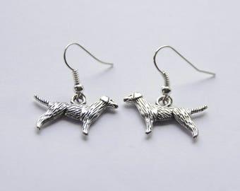 Dog Earrings, Golden Retriever Earrings, Retriever Earrings, Dog Jewelry, Golden Retriever Jewelry, Gifts for Dog Lovers, Dog Gifts