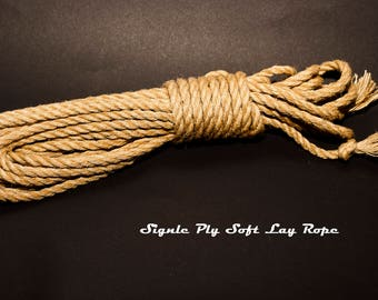 Softlay Kinbaku Rope For Shibari - One Dozen (12)