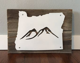 Oregon Metal Mountain