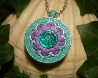 Deep Waters Soul - fantastic handmade Amulet