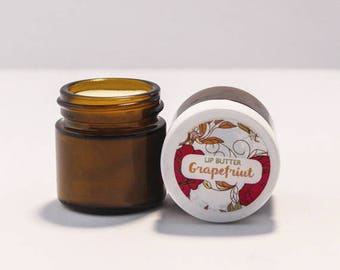 Grapefruit Lip Butter