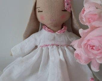 Lin Bunny doll