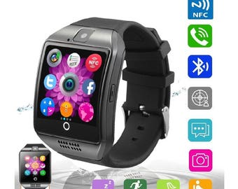 New in box black Smart Watch fast delivery in USA