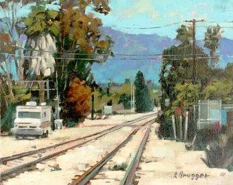 Santa Barbara Tracks