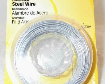 Galvanized Steel Wire 100ft 22g