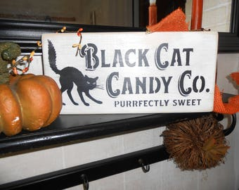 Black Cat Candy Co