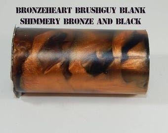 Bronzeheart Brushguy Lathe Turning Blank