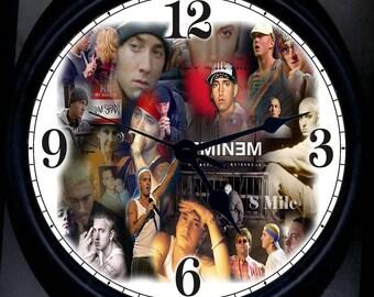 Eminem Wall Clock