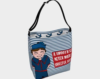 Day Tote, Little Sailor Boy