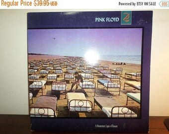 Save 30% Today Vintage 1987 LP Vinyl Record Pink Floyd A Momentary Lapse of Reason Excellent Condition 11394