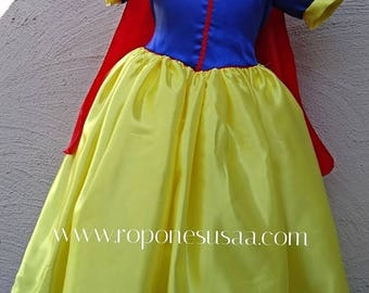 ONE week sale only Beautiful Snow White Costume dress,