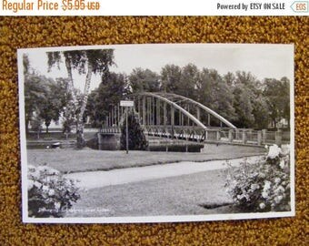 ON SALE 35% OFF Lidkoping Sweden Vastra Gotaland County rppc Real Photo Postcard