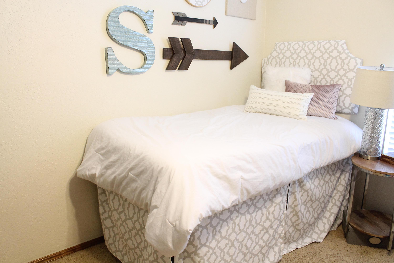 Dorm Bed Skirt Panels, 3 Panels, 38x33 Part 86