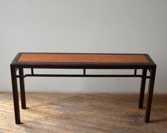 Vintage Drexel Tai-Ming Console Table