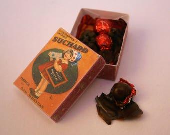 box chocolates open