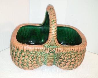 Small Country Egg Basket