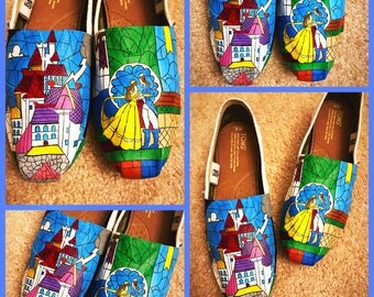 Custom made Beauty and the Beast Toms Designed and personalized just for you!