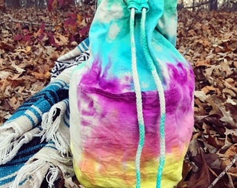 Tie Dyed Festival sac à dos