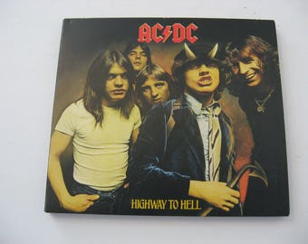 AC-DC - Highway to Hell - CIrca 1979  (CD)