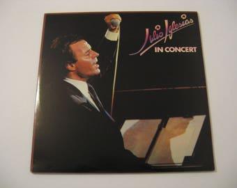 Julio Iglesias - In Concert - Double Album Set! - Circa 1983