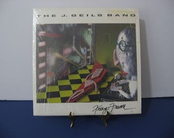The J. Geils Band  -  Freeze Frame - Circa 1981