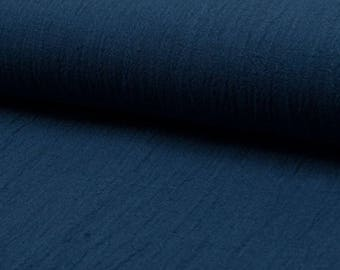COUPON 50X70CM - linen - Navy