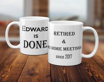 Personalized Retirement Gifts For Women | Gift for Coworker | Custom Retirement | Gifts For Retirees | Coworker Gifts | Retirement Gifts