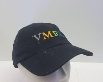 90s VMFA Hat cap low profile Virginia Museum of Fine Arts