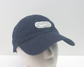 90s Nike dad hat cap 1990s vintage retro