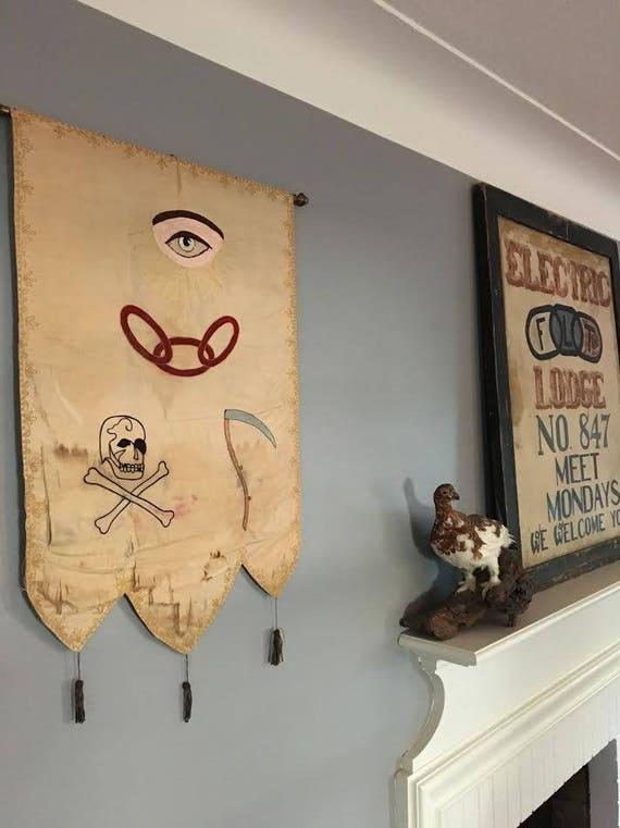 Odd Fellows Banner
