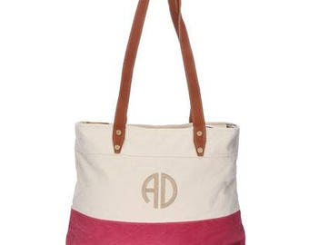 Heartstrings Personalized Tote