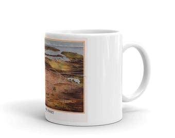 Coffee Mug - Newark New Jersey 1916