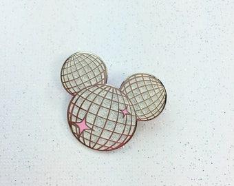 Glitter Disco Mouse Pin