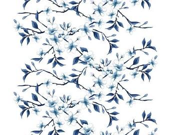 Tablecloth - Table linen - Rectangle   - Scandinavian fabric by Arvidssons Textil - Cotton canvas