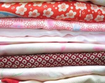 10 Women's Kimono Juban, Japanese traditional kimono underwear *pictures are sample*