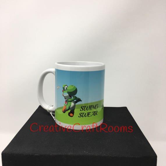 Funny Golf Mug, Funny Coffee Mug, Golfing coffee cup, Funny Golf coffee mug, Golf coffee cup, Golfer gift, Large Coffee Mug