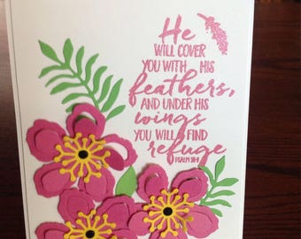 He will cover you card (4)