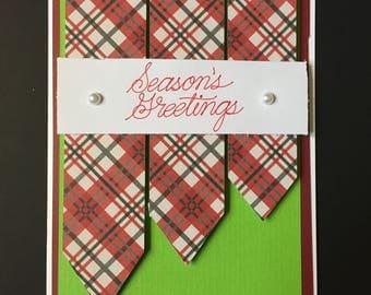 Seasons Greetings (red)