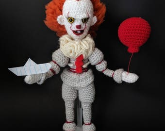 Crochet Pennywise