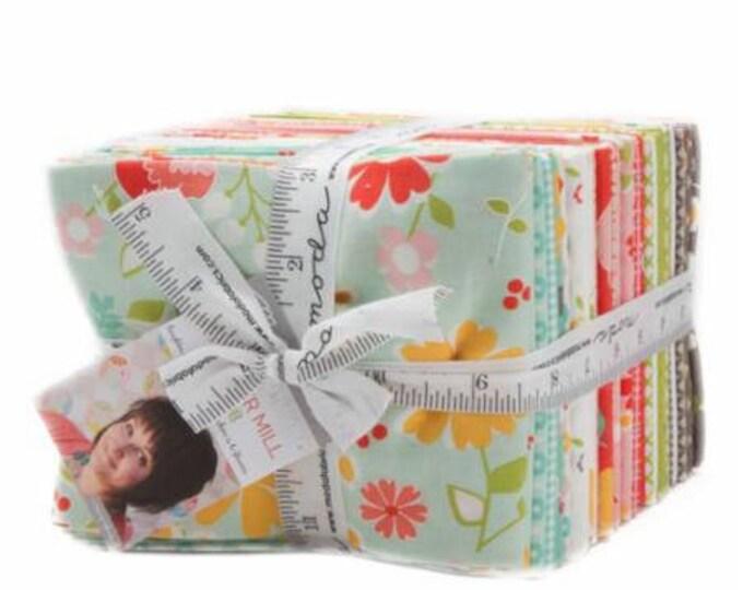Flower Mill by Corey Yoder Little Miss Shabby for Moda Fat Quarter Bundle 36 FQ