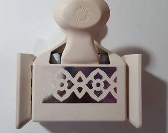 Martha Stewart decorative border craft punch