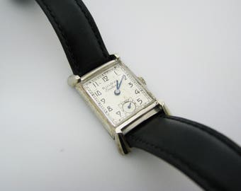 "Great Vintage late 1940's Bulova Excellancy style ""GG"" Watch"
