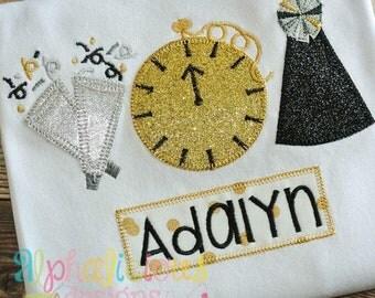 New years Countdown Trio, New years Trio, new years Shirt